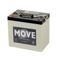 Move Gel accu 12 volt 98 ah